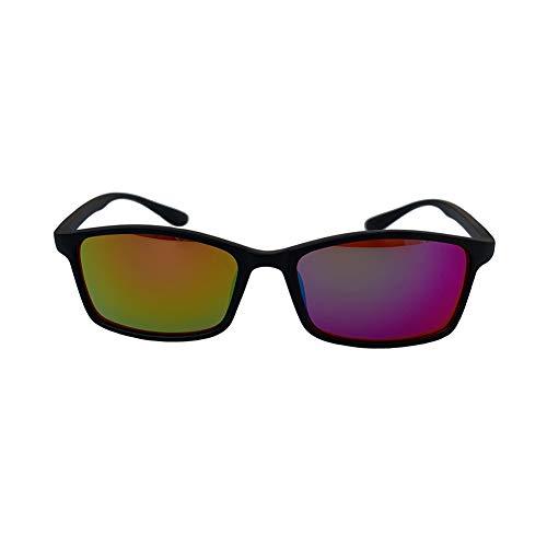 YHANS Farbschwäche Brille Color Blind Vision Care Verbesserung Der Farbbeschichtung Das Hilft Den Menschen Bei Farbsehschwäche Farbenblinde Korrekturbrillen Korrekturbrillen