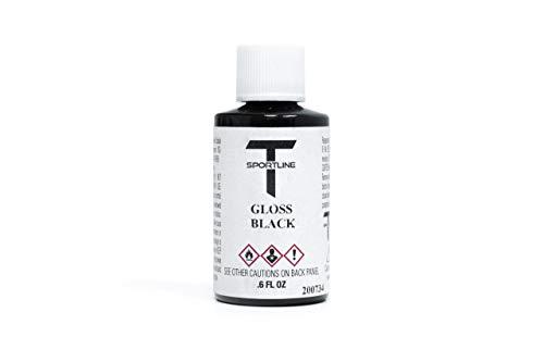 T Sportline Tesla Wheel Touch Up Paint - Gloss Black