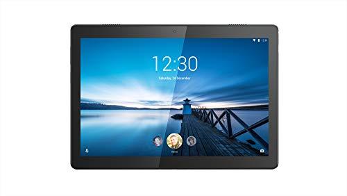 """Lenovo Tab M10 10.1"""" Android Tablet 1.8GHz 32GB Storage Slate Black ZA480019US"""