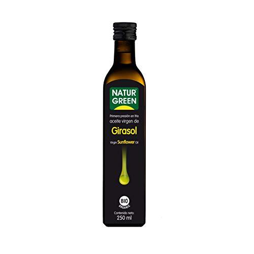 Aceite de Girasol Ecológico NATURGREEN (250ml)