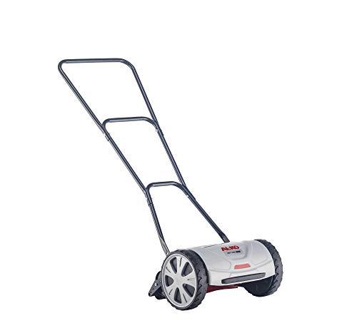AL-KO Razor Cut 28.1 HM easy Manual Lawn Mower with Helical Cutting.Work 28 cm Ideal 150 mq.