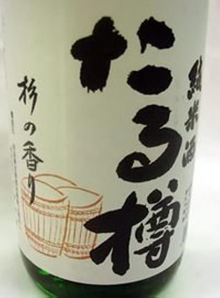 協力合図カッターやたがらす 純米 たる酒 1.8L