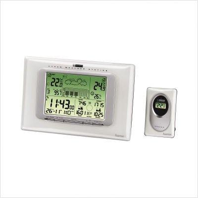 Hama Station météo Electronique EWS de 750, Blanc