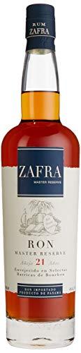 Zafra Master Reserve 21YO Rum, 1er Pack (1 x 700 ml)