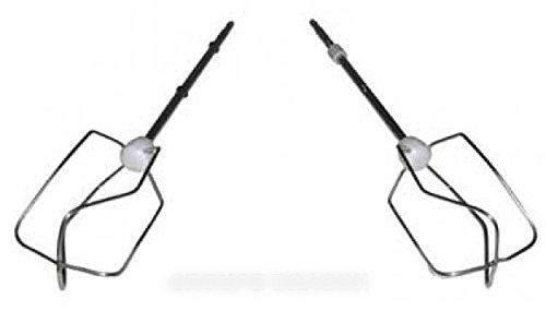 Rührbesen, Schneebesen HR3957,420306564250 kompatibel mit Philips Handmixer