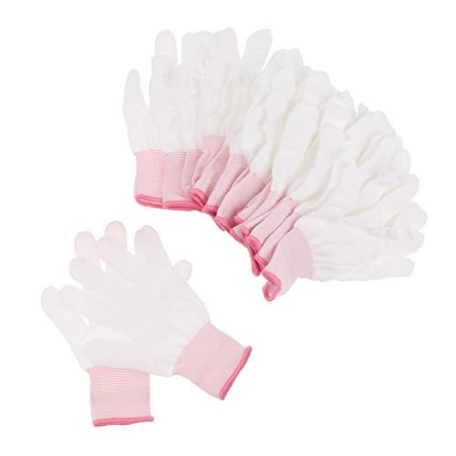 Guantes de trabajo electrónicos, antiestáticos, aplicación principal eléctrica, guantes de protección –...