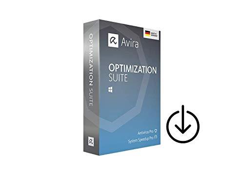 Avira Optimation Suite 5Geräte 3Jahre Sie erhalten 3 Jahre die neuesten Updates Aktivierungscode per Post [Lizenz][KEINE CD][NO