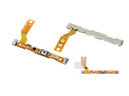Recambio Flat Flex Circuito Interno Switch Key Botón Encendido Botón Power Control on Off Spare Part para Samsung Galaxy A62018/A6+ Plus 2018a605Dual SIM sm-a605