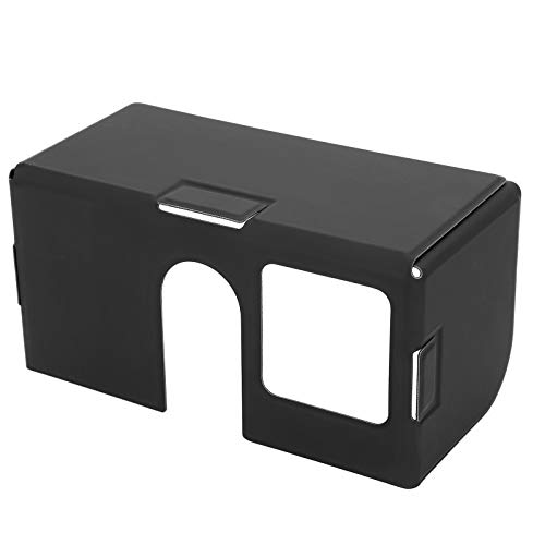 Phone Sun Hood para dji OSMO Mobile 4, Sunnylife, Plegable, portátil, con cardán, de Mano, con Cabezal de Bola, Plegable, con cardán, para Disparar al Aire Libre
