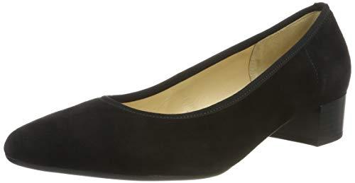 Gabor Shoes Damen Fashion Pumps, Schwarz (Schwarz 17), 38 EU