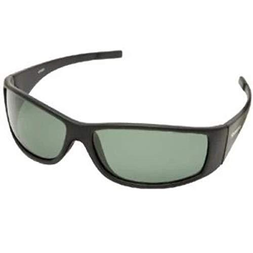Snowbee Sonnenbrille Prestige Gamefisher, Unisex, Prestige Sport-Sonnenbrille – Smoke, Schwarz/Rauchgrau, Einheitsgröße