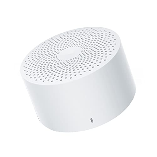 RYSF AI Bluetooth-Lautsprecher Drahtloser tragbarer Mini-Lautsprecher Stereo-Bass-AI-Steuerung mit Mikrofon HD-Qualitätsanruf