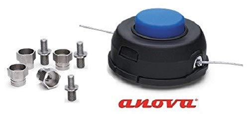 Anova Cabezal desbrozadora c/Adaptador Tap-N-GO A45 55-1396