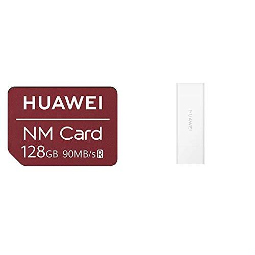 Huawei NanoMemory Speicherkarte 128G für Mate20/Mate20 Pro & NanoMemory Card Reader für Huawei Mate20/Mate20 Pro