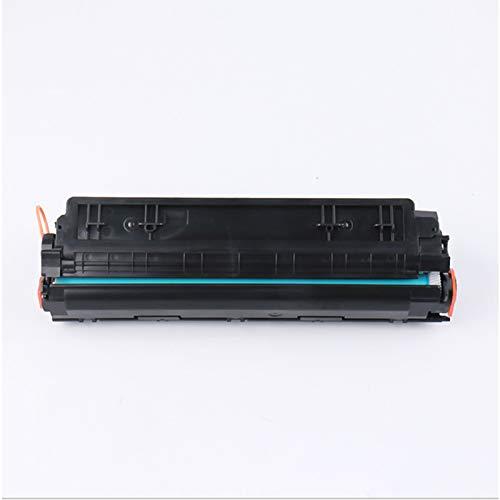 Para el cartucho de tóner Q2612A 12a, es fácil agregar polvo. Para HP 1010 1012 m10051020. Para el cartucho de tóner Canon 2900, puede imprimir 2000 páginas. El negro no dañará la impresora,