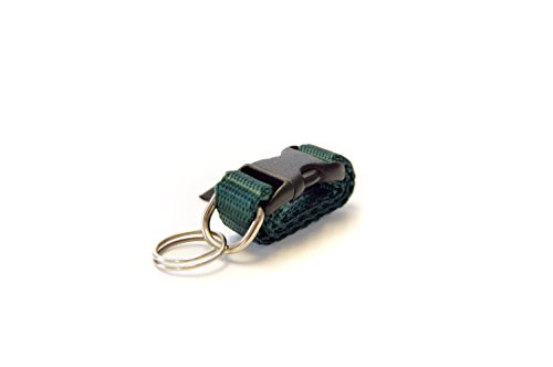 Tag-It (Pet ID Tag Holder) - Forest Green by Cetacea