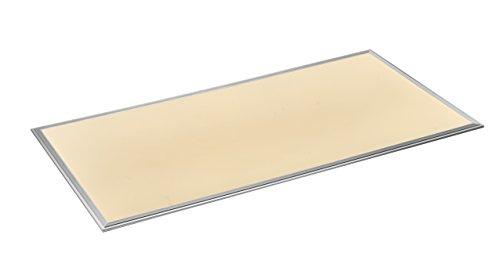 LED Deckenleuchte Panel 120x60cm, 64W Dimmbar Deckenlampe 2700-6500K mit Fernbedienung, Ultraslim Modern Wohnzimmer-lampe, Rechteckig,Deckenstrahler Wandleuchte für Büro, Küche, Badezimmer