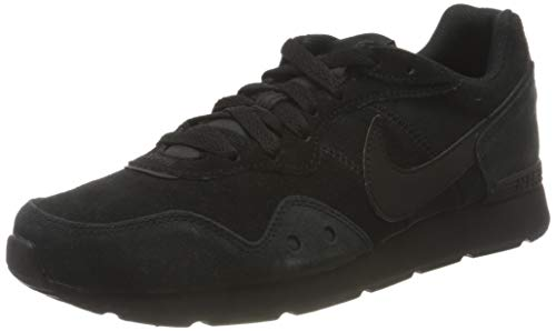 Nike Venture Runner Suede, Zapatillas para Correr Hombre, Negro, 44 EU