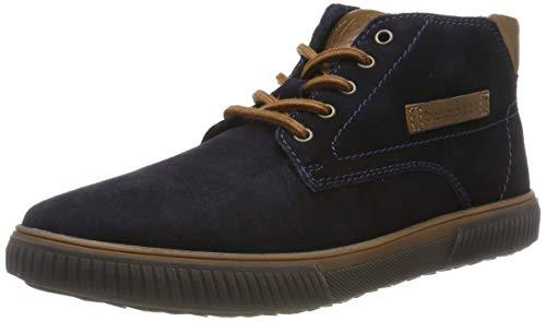 bugatti Herren 321603351400 Desert Boots, Blau, 44 EU