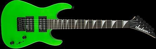 Jackson JS Series Dinky Minion JS1X Electric Guitar (Neon Green)