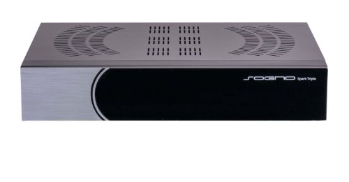 Sogno SGNST Spark Triple Linux Full HD Hybridtuner Sat-Receiver