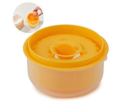 Hoocozi Egg Separator Egg Extractor Egg White Yolk Divider Kitchen Gadgets Baking Tools