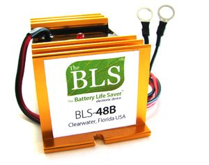 Battery Life Saver BLS-48B 48 volt Battery System Desulfator Rejuvenator