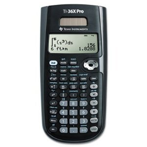 Neuf calculette TI-36X Pro Scientific Calculator Function Calculator Cientific Calculator TI36X TI 36X Pro Scientifique