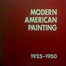 Modern American Painting 1925-1950