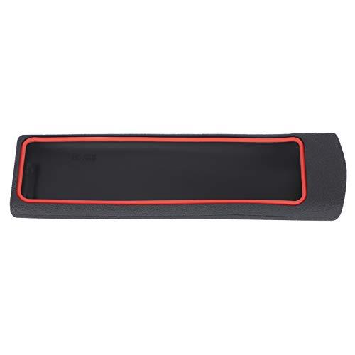 Shipenophy Protector No tóxico Funda Protectora Anticaída Antideslizante Eficaz a Prueba de Golpes para RM ‑ L1162(Black+Red)