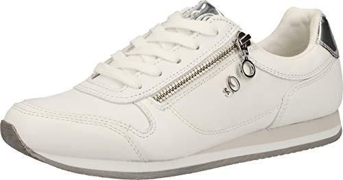 s.Oliver Black Label 5-5-23608-24 Damessneakers