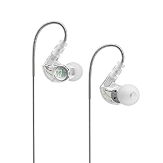 MEE audio Sport-Fi M6 Noise Isolating in-Ear Headphones with Memory Wire (Clear) (B0038W0K2U) | Amazon price tracker / tracking, Amazon price history charts, Amazon price watches, Amazon price drop alerts