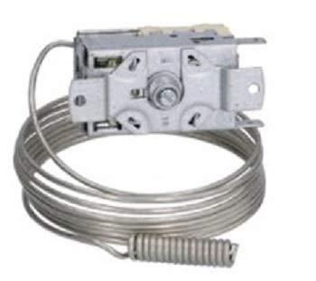 Termostato evaporador Ranco K22 L1020 adaptable para fabricante de hielo Ángel PO Icematic Scotsman Simag artículo en chisko it: 609790