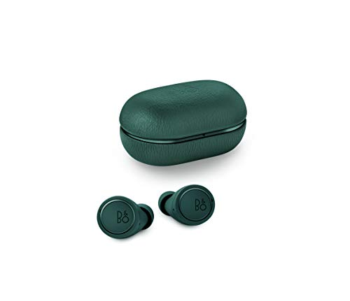 Bang & Olufsen Beoplay E8 3rd Generation True Wireless in-Ear Bluetooth Earphones, with Microphones and Touch Control, Wireless Charging Case, 35-Hour Playtime, Green