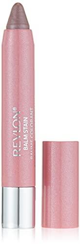 REVLON Balm Stain, Moonlit Pink, 0.095 Ounce