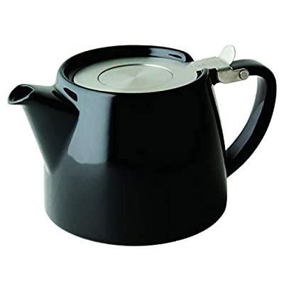 FORLIFE Stump 18-Ounce Teapot with SLS Lid and Infuser