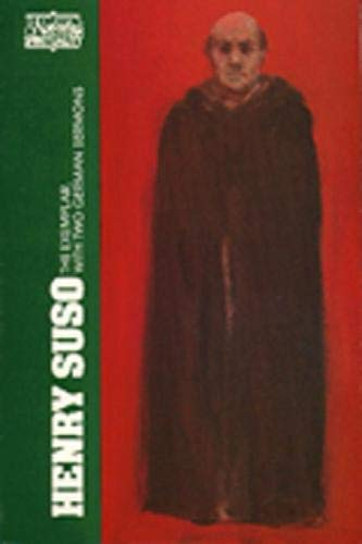 Henry Suso: The Exemplar, with Two German Sermons (Classics of Western Spirituality)