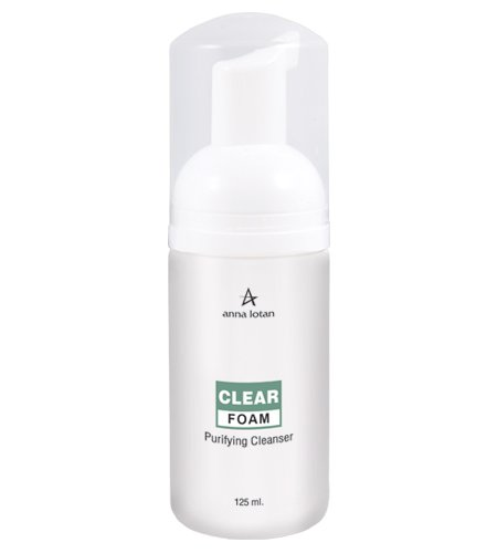 Anna Lotan Clear Foam Purifying Cleanser 125ml 4.3fl.oz