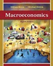 Macroeconomics 8th Edition by Boyes, William, Melvin, Michael [Paperback]