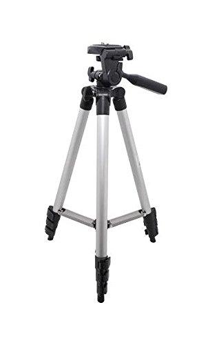 Xit 50' Lightweight Tripod For Nikon Coolpix 8800 5700 P7700 P7100 P7000 P5100 P5000 P500 P510 P520 P530 P600 P90 P340 L830 L820 L810 L320 L310 S9900 S6900 S3700 S7000 S33 AW130