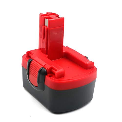 Batería de repuesto de 14.4V 1500mAh para Bosch 2607335264 2607335275 2607335276 2607335528 2607335534 2607335678 2607335685 2607335686 2607 335 694 BAT038 BAT040 BAT0441 BAT140 BAT159