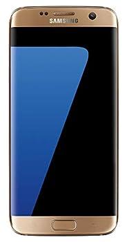 Samsung Galaxy S7 EDGE 32GB Verizon & Unlocked GSM Smartphone - Gold  U.S Version