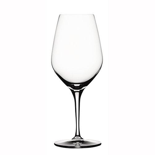 Spiegelau & Nachtmann, 4-teiliges Rotweinglas Set, Kristallglas, 480 ml, Authentis, 4400181