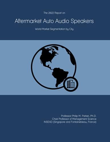 The 2022 Report on Aftermarket Auto Audio Speakers: World Market...