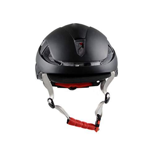 Mountainbikehelm volwassen, pet eendelige helm, casual fietshelm