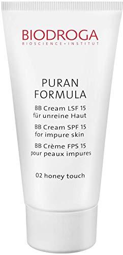 Biodroga PF BB Cream 02 honey touch 40 ml
