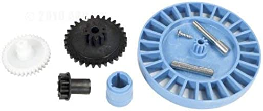 Hayward AXV079VP Turbine/spindle kit, vinyl, Inc. medium turbine and axle, drive gear bushing, spindle gear, intermediate gear a