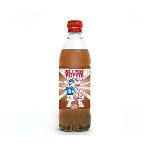 Official Slush Puppie Cola Frozen Ice Slushie 500ml Drink Maker Home Slushy...