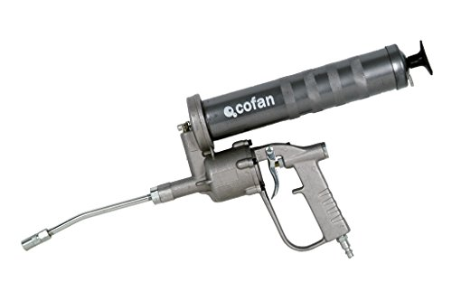 Cofan 31001004 Bomba de engrase neumática, 400 g