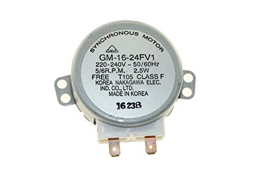 DELONGHI MOTORINO PIATTO SYNCHRONOUS GM-16-24FV1 MW660 MW715 MW665 MW675 MW330